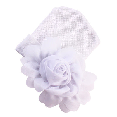 Newborn Rose Flowers Modeling Hat