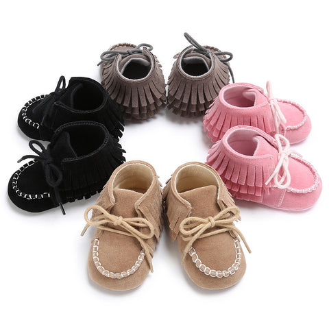 male baby Female baby Soft bottom Toddler shoes 0-1
