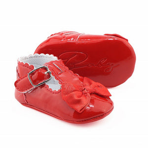 baby Soft bottom anti-skid walk shoes