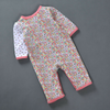 0-2 Years Old Baby Tattoo Cotton Printed Clothing(With Bib)