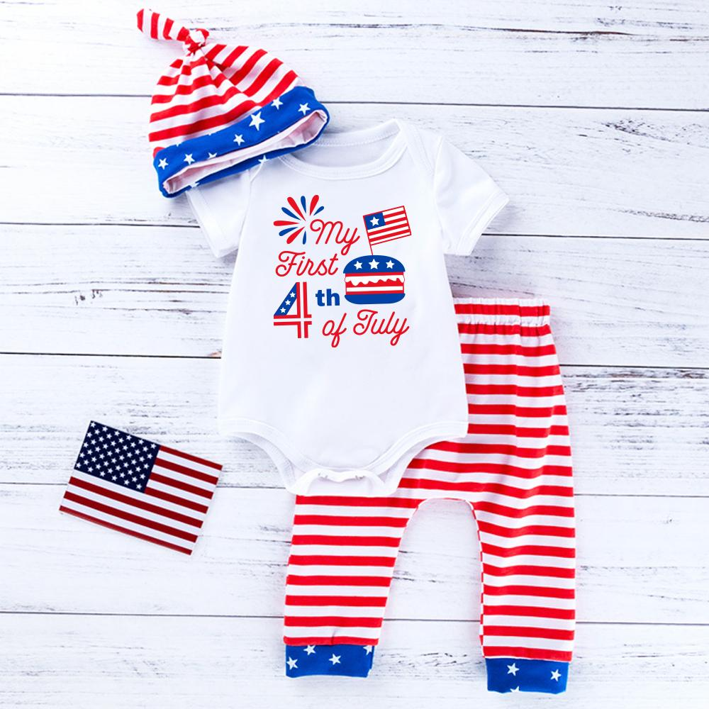 abany bebe's Design (my first 4th of July set