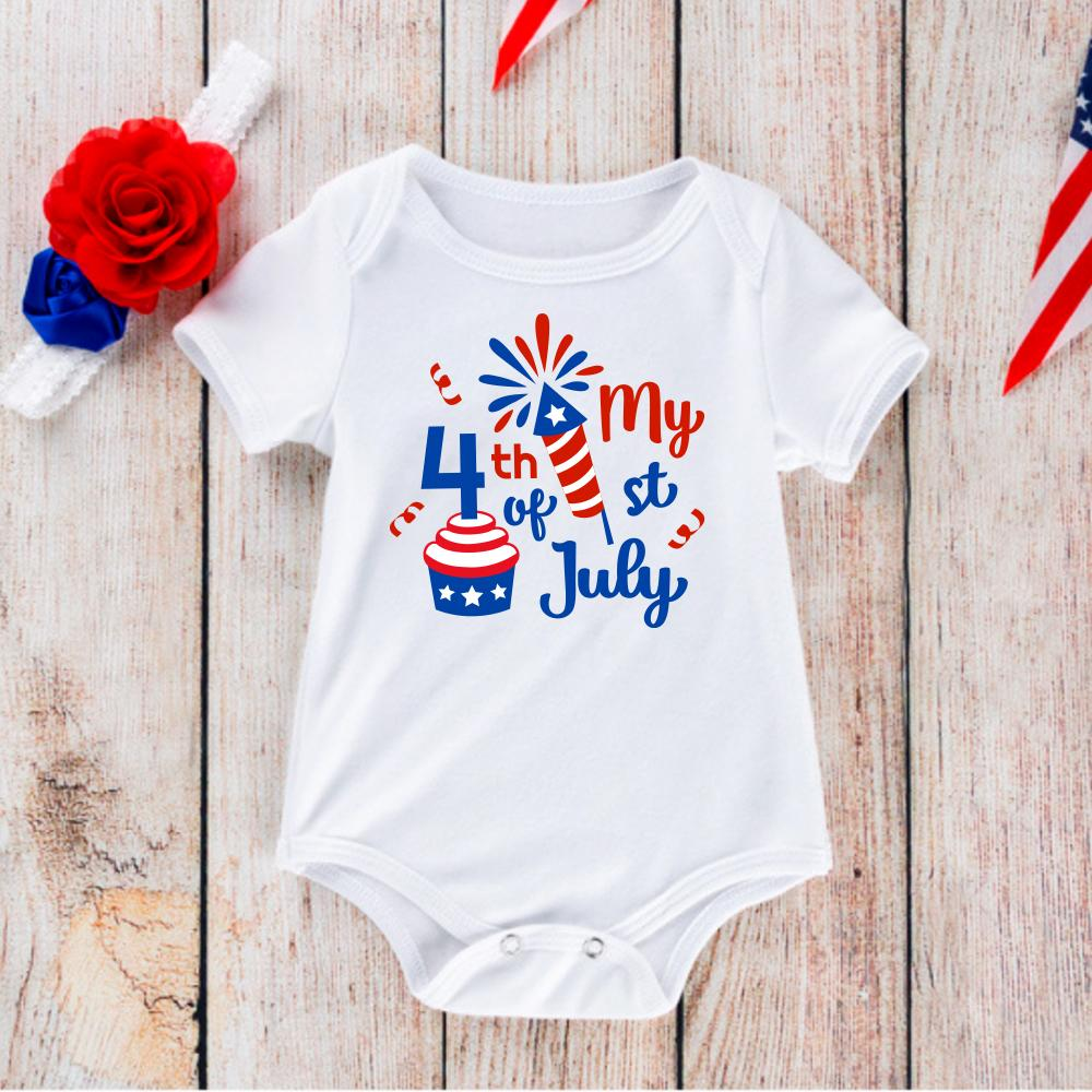 bebe's Design (my first 4th of July set