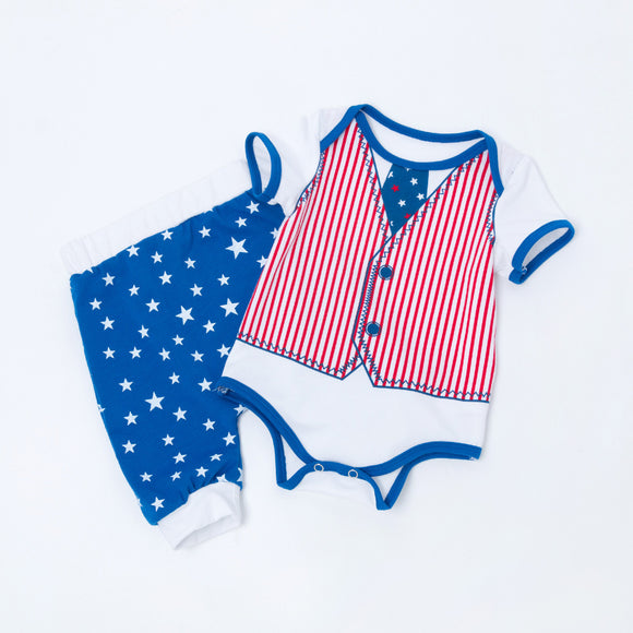 Kendall's Clothes (Fourth of July)