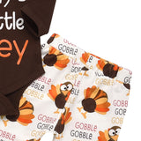 """Mommy's Little Turkey"" 3-Piece Set Pre-Order"