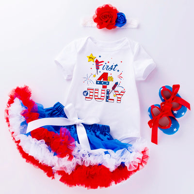 "Penelope's ""My 1st 4th of July"" Design"