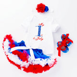 "Layla's ""My 1st 4th of July"" Design"