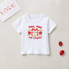 Toddler T-shirt with Embroidery