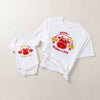 Happy Mother's Day Matching T-Shirts with Embroidery