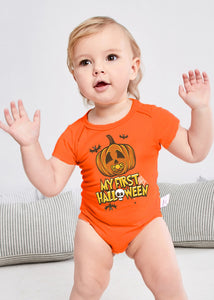 "I Love Mom™ ""My First Halloween"" Exclusive Design Onesies LIMITED-TIME GIVEAWAY!"
