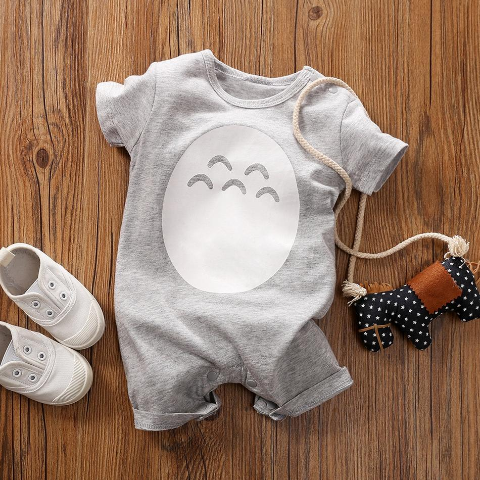 Baby Boy Cartoon Romper  3/9/19/2