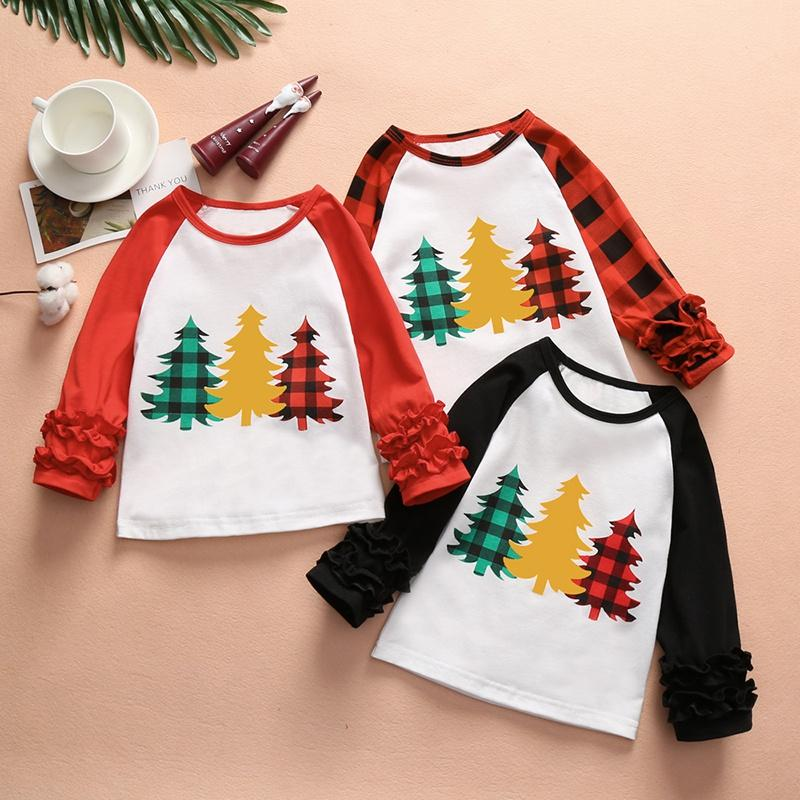 Baby / Toddler Christmas Long-sleeve Top