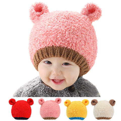 Amazing Winter Baby Hat