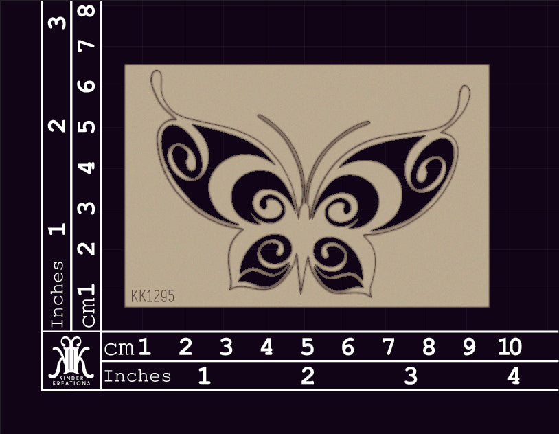 KK1295 Fancy Butterfly 2