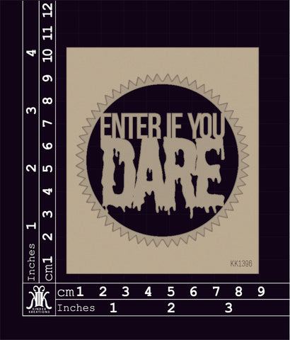 KK1396 If You Dare