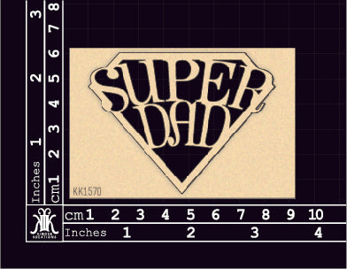 KK1570 Super Dad