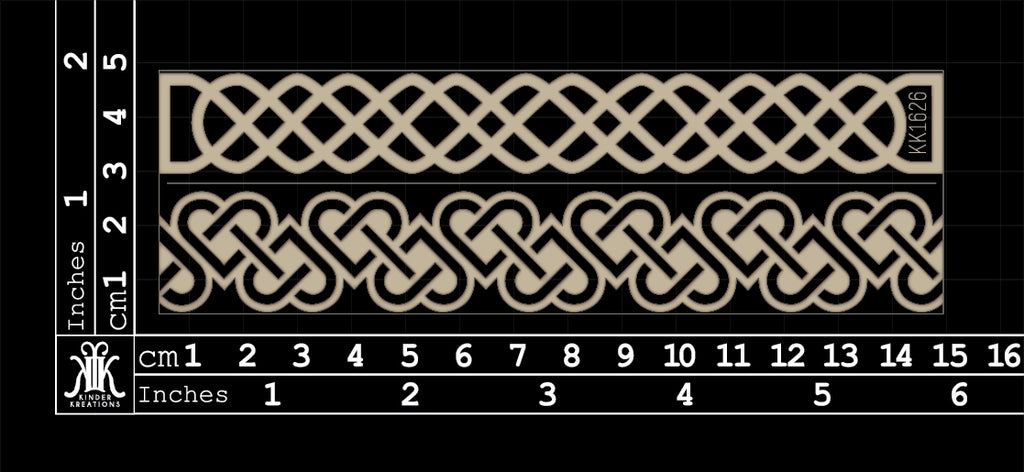 KK1626 Borders CelticKnots