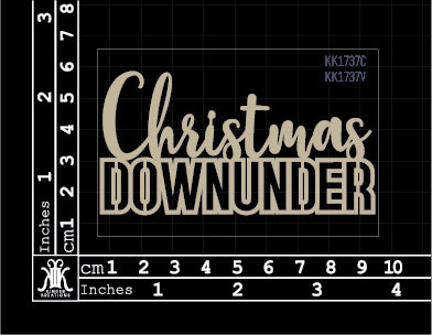 KK1737 Christmas Downunder