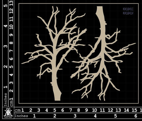 KK1841 Skeleton tree's