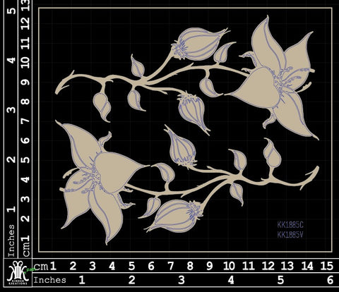 KK1885 Flower stems 04