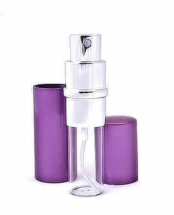 Bulk Atomizer for oils - refillable - Aluminum case