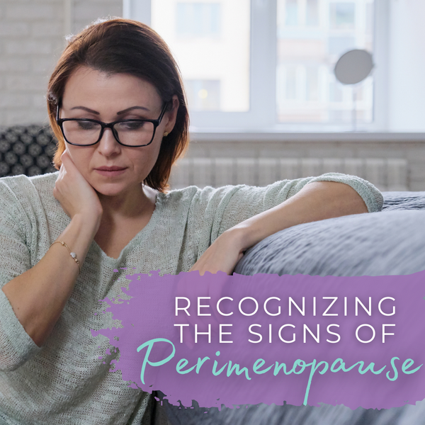 Staying Balanced During Perimenopause: Five Steps for Success