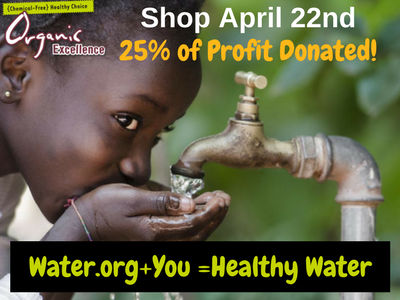 CLEAN WATER FOR EVERYONE!!!