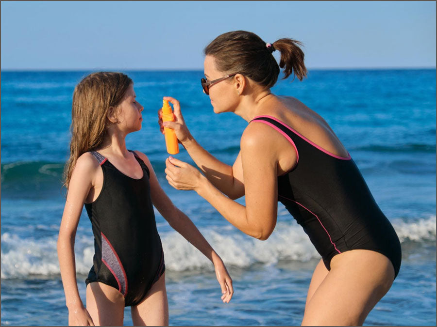 How Sunscreens Can Be More Harmful Than Protective