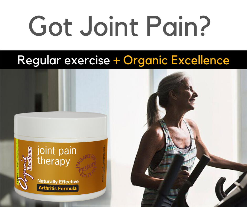 Organic Excellence Joint Pain Therapy