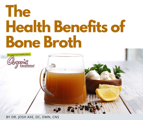 The Health Benefits of Bone Broth
