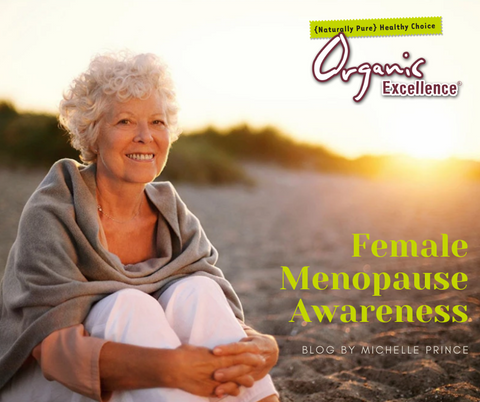 Female Menopause Awareness