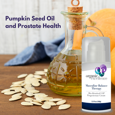 Pumpkin Seed Oil and Prostate Health