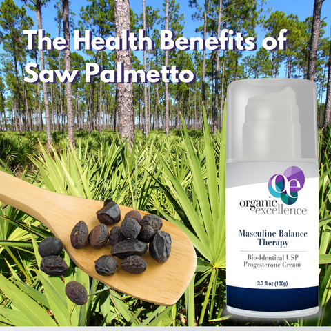Health Benefits if Saw Palmetto