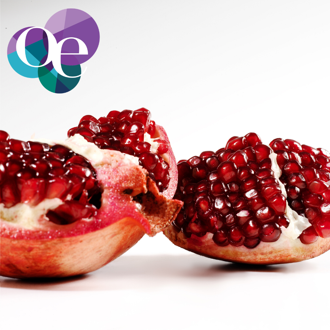 Power of the Pomegranate for Hormone Balance