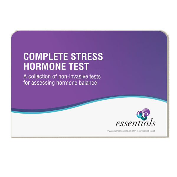 At-Home Test: Complete Stress Hormone