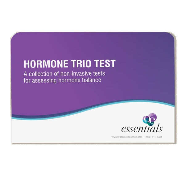 At-Home Test Kit: Hormone Trio