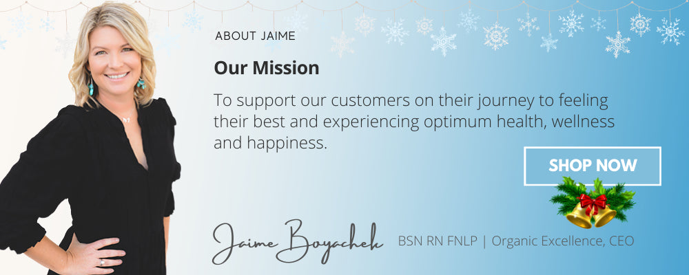 About Jaime and Our Mission