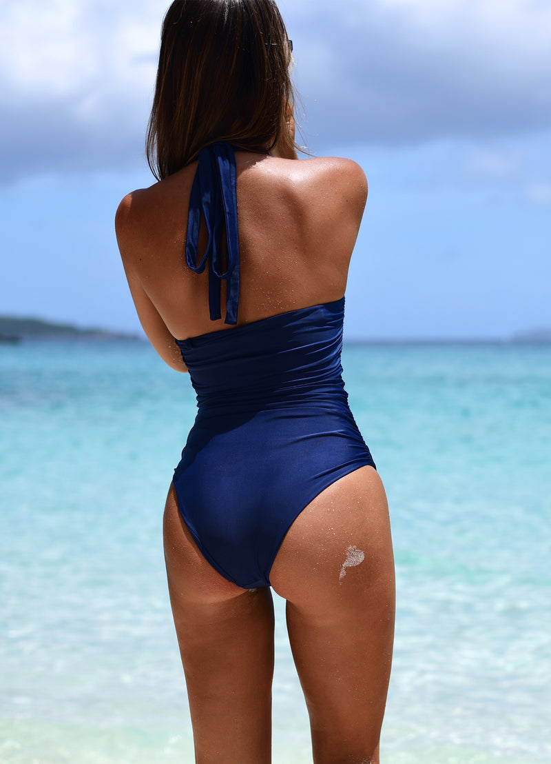 shop navy one piece online