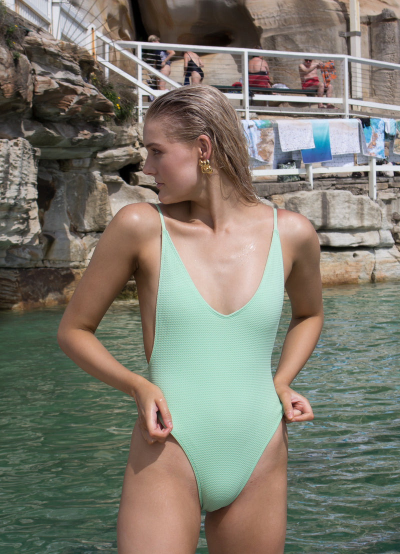 Luxton One Piece - Mint