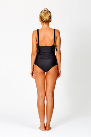 Yolanda One Piece - Black