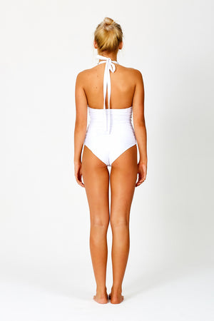 Yolanda One Piece - White