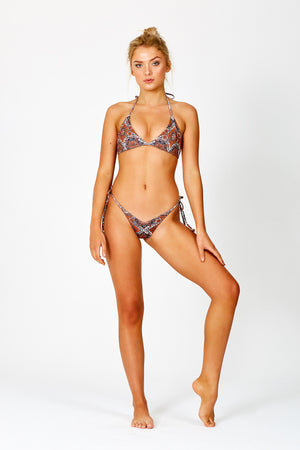 unique reversible bikini set