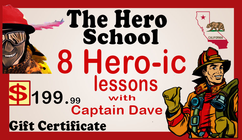 Heroic Lessons Gift Card