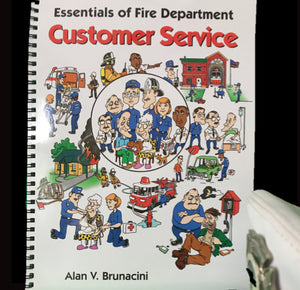 Essentials of Fire Department Customer Service 1st Edition