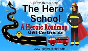 Heroic Road Map Gift Card