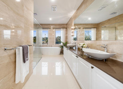 Bathroom Lighting Design: The right way to do it