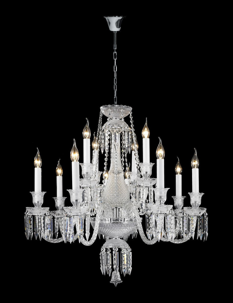Bohemian Buckingham Chandeliers - COLLECTION
