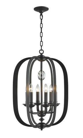 Luxe Chandeliers - Dark Bronze - COLLECTION