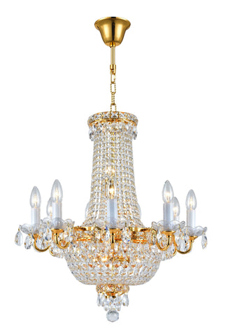 NewYork Empress Chandeliers - Gold - COLLECTION