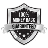 30 Day 100% Money Back Satisfaction Guarantee (visit warranty page for full info)