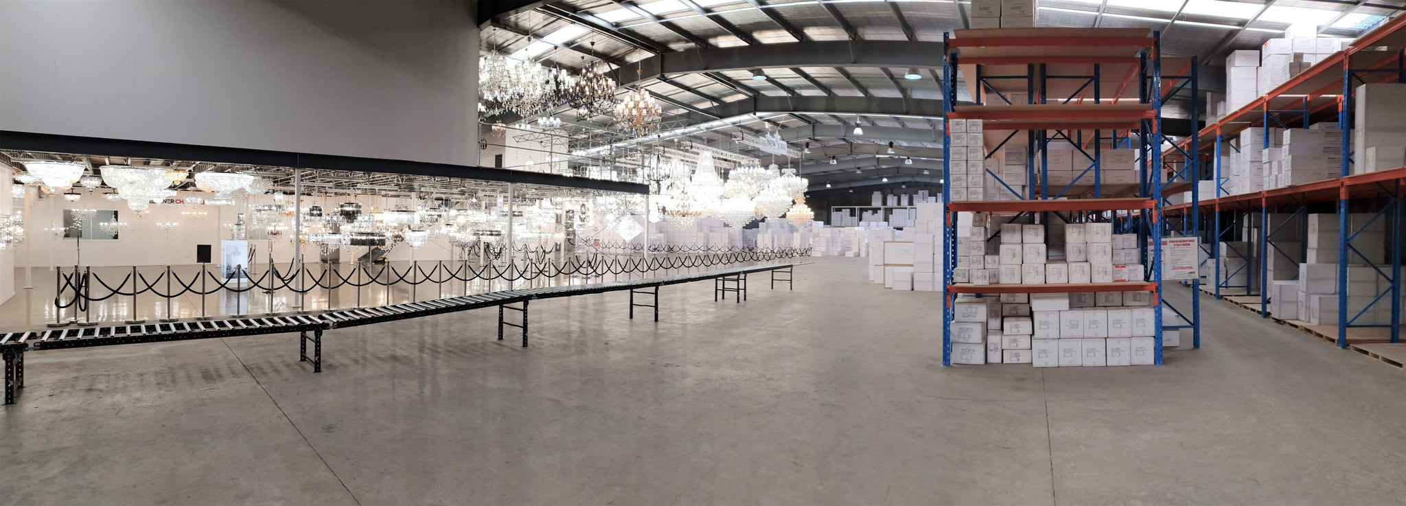 Designer Chandelier Distribution Center Australia